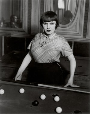Billiard Player boulevard Rochechouart 1932-1933