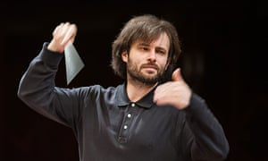 Convincing … conductor Łukasz Borowicz