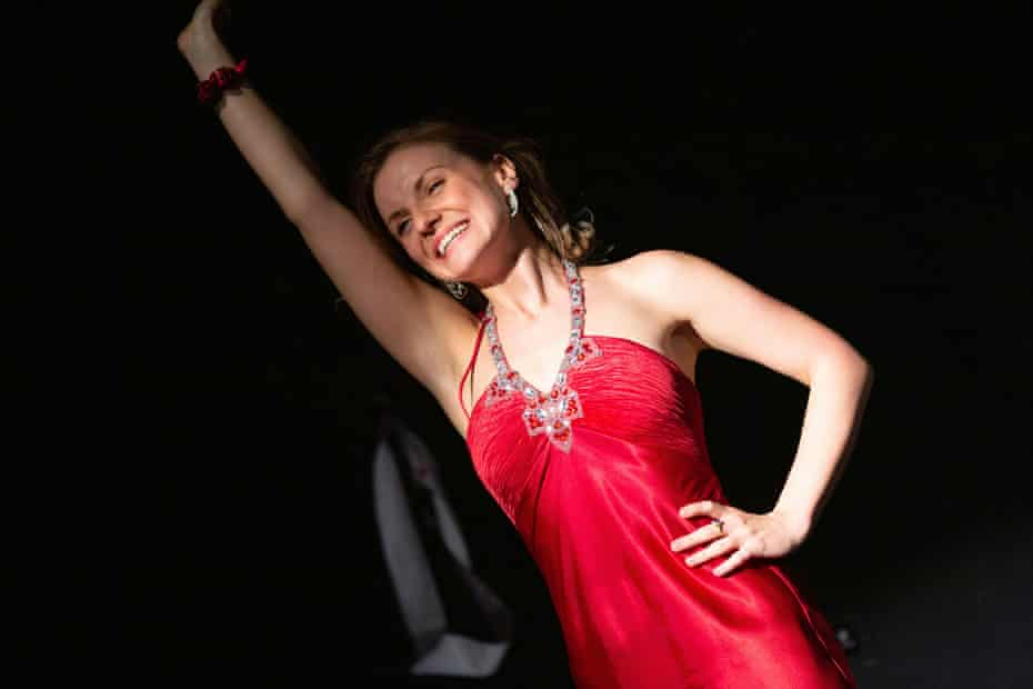 A weekend's worth of dance moves … The Indecent Musings of Miss Doncaster 2007.