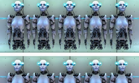 The advent of robots in the workplace has jeopardised jobs across the world.