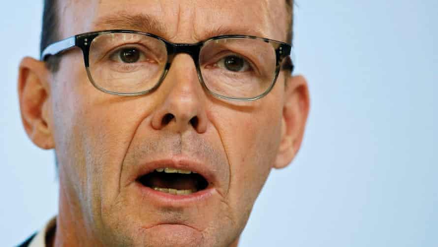 Thomas Rabe, CEO of Bertelsmann.