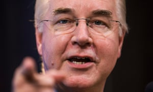 Tom Price is poised to be the next US health secretary.