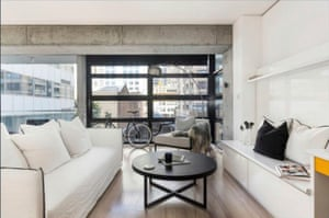 A Surry Hills property costing about $1m.