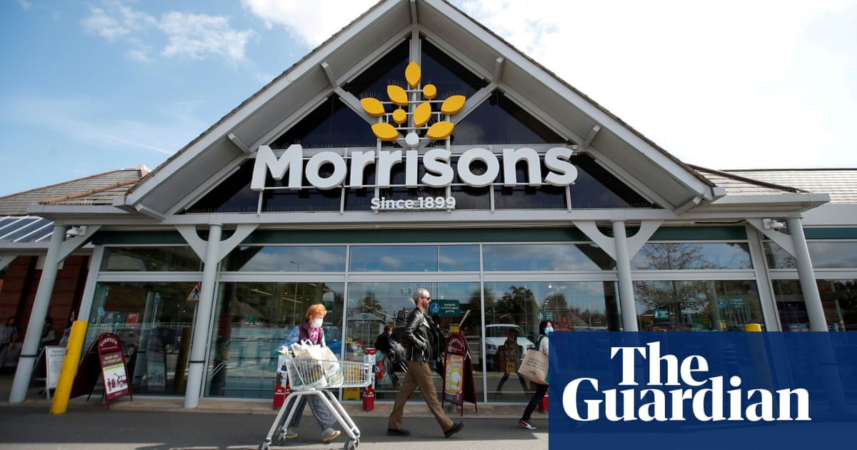 Morrisons shares leap more than 30% as it rejects £5.5bn offer