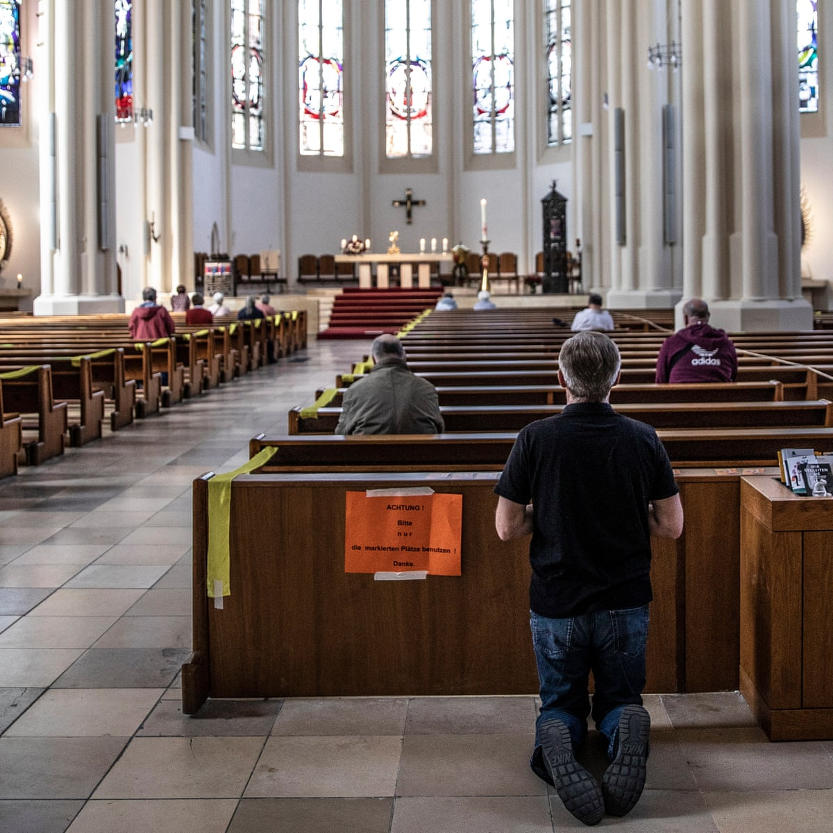 Germany to set out rules for religious services including singing ...