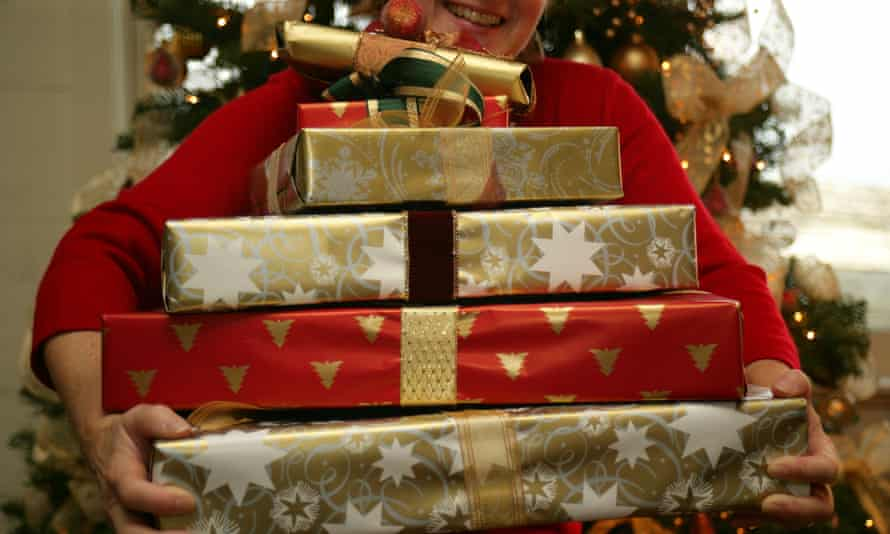 Online ordering has made buying presents easier, but be sure the small print is correct.