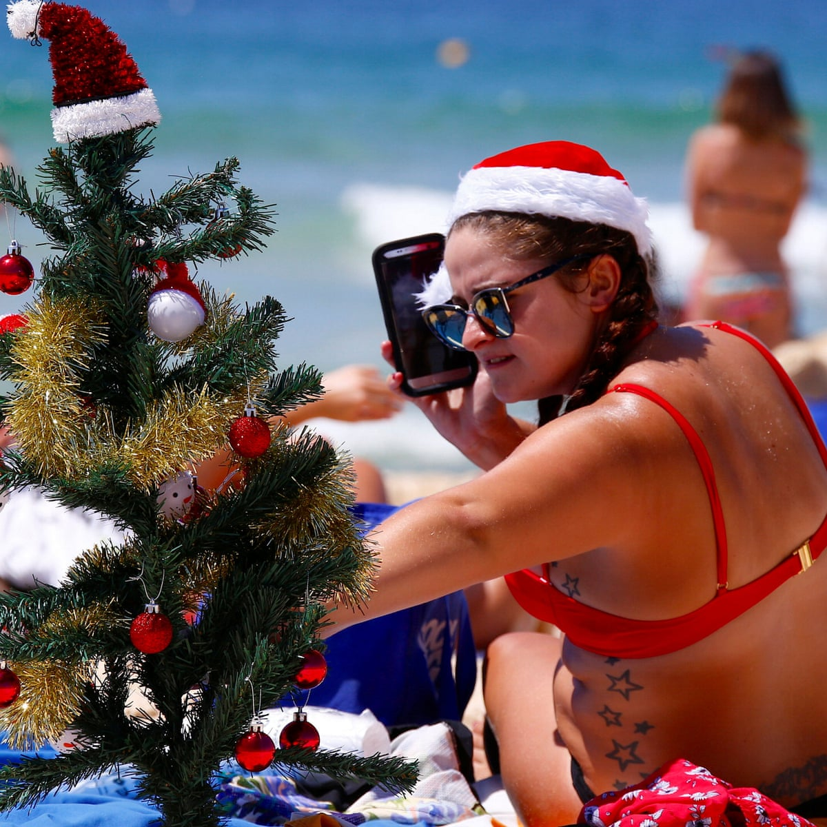 Weather Forecast For Christmas 2021 Christmas Day Weather Forecast Across Australia And How It Compares To The Last 10 Years Australia Weather The Guardian