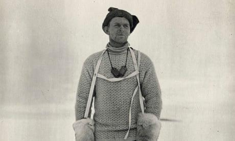 Antarctic diary records horror at finding Captain Scott's body
