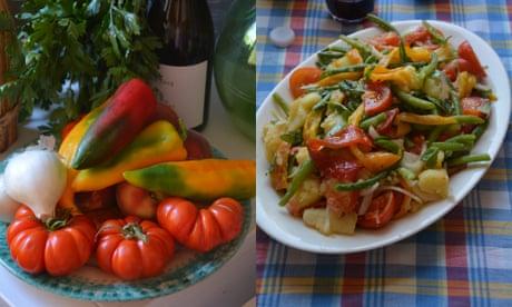 Rachel Roddy's Sicilian salad recipe