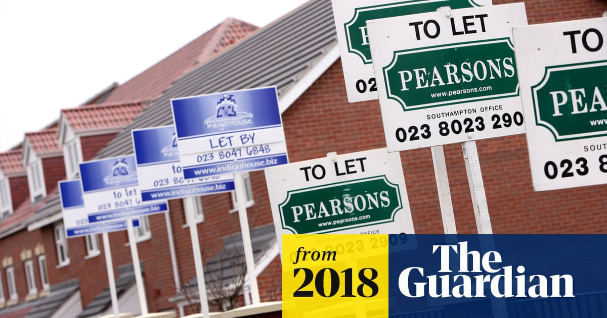 Rents in UK will rise for next five years, experts predict