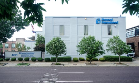 The St Louis Planned Parenthood is Missouri's sole remaining abortion clinic - and, if anti-abortion activists get their way, it may soon be gone.