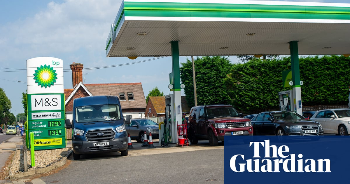 UK petrol prices at highest level since 2013, with more rises expected