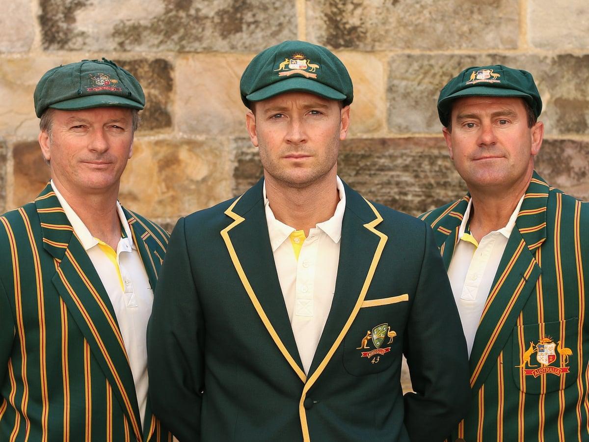 Australian Cricket S Baggy Green Cap A Journey Through Its Rich History Australia Cricket Team The Guardian