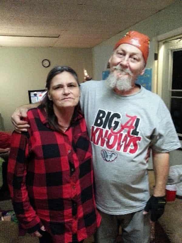Deborah and husband Bobby