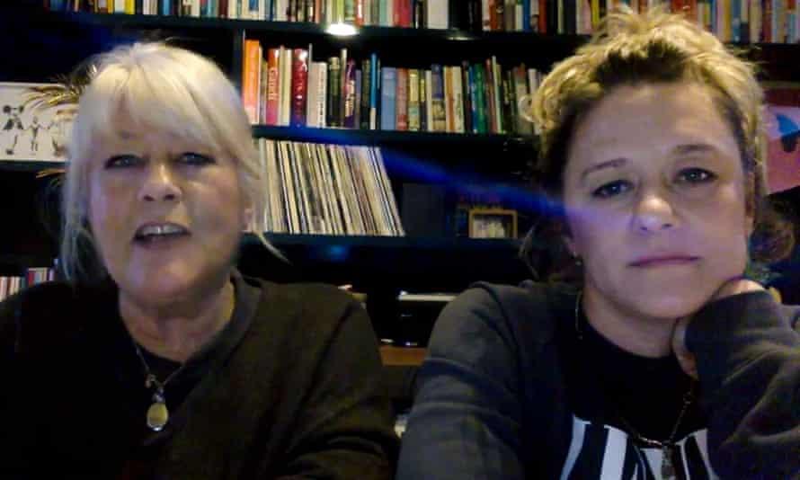 Christine Flack and Jody Flack