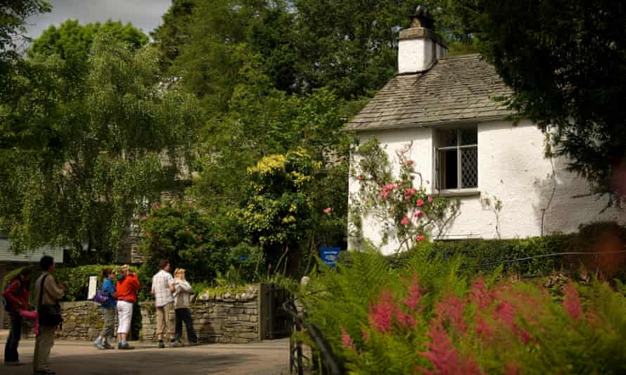 Dove Cottage, Wordsworth's home from 1799.