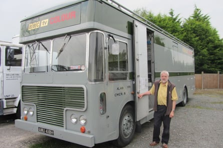 'It has taken over all my spare time – but it is keeping me busy beyond retirement age' … Steve Harris with North 3.