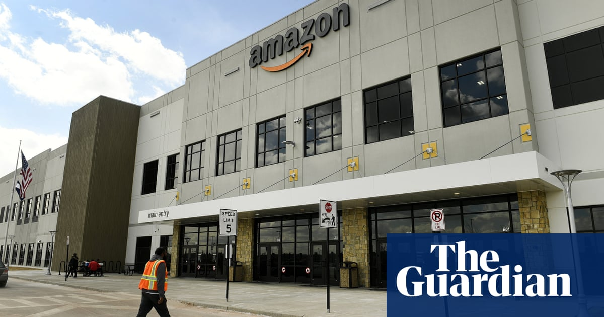 Teamsters plan sweeping effort to unionize Amazon workers