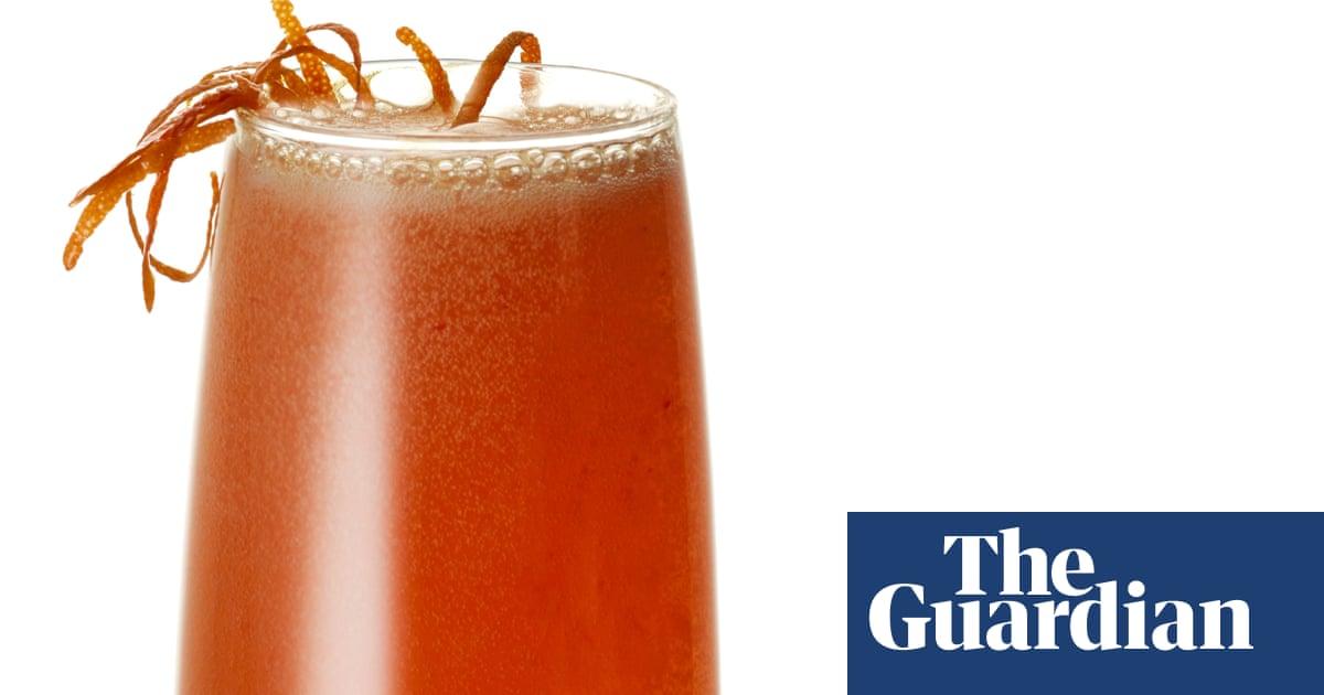 Cocktail of the week: Walter Pintus' smoked blood orange mimosa