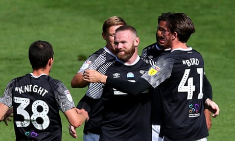 Championship roundup: Rooney on the mark, West Brom close gap on Leeds