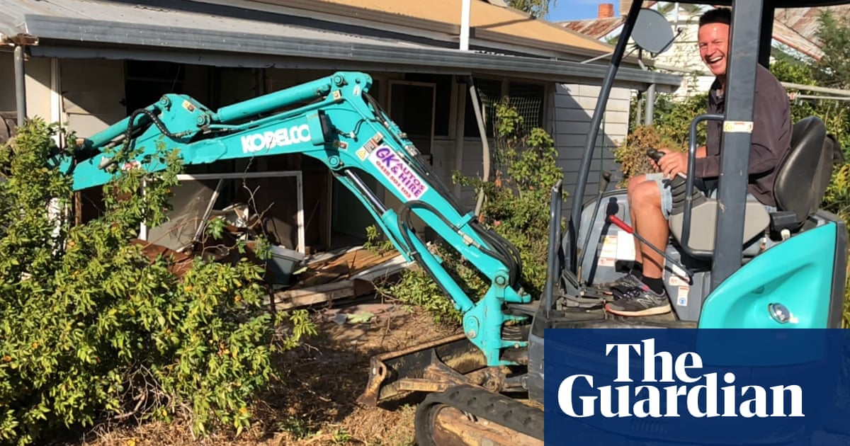 'The world is laughing at you': brothers fined for destroying mother's Victorian home in will dispute