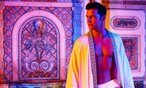 Ricky Martin in The Assassination of Gianni Versace: American Crime Story