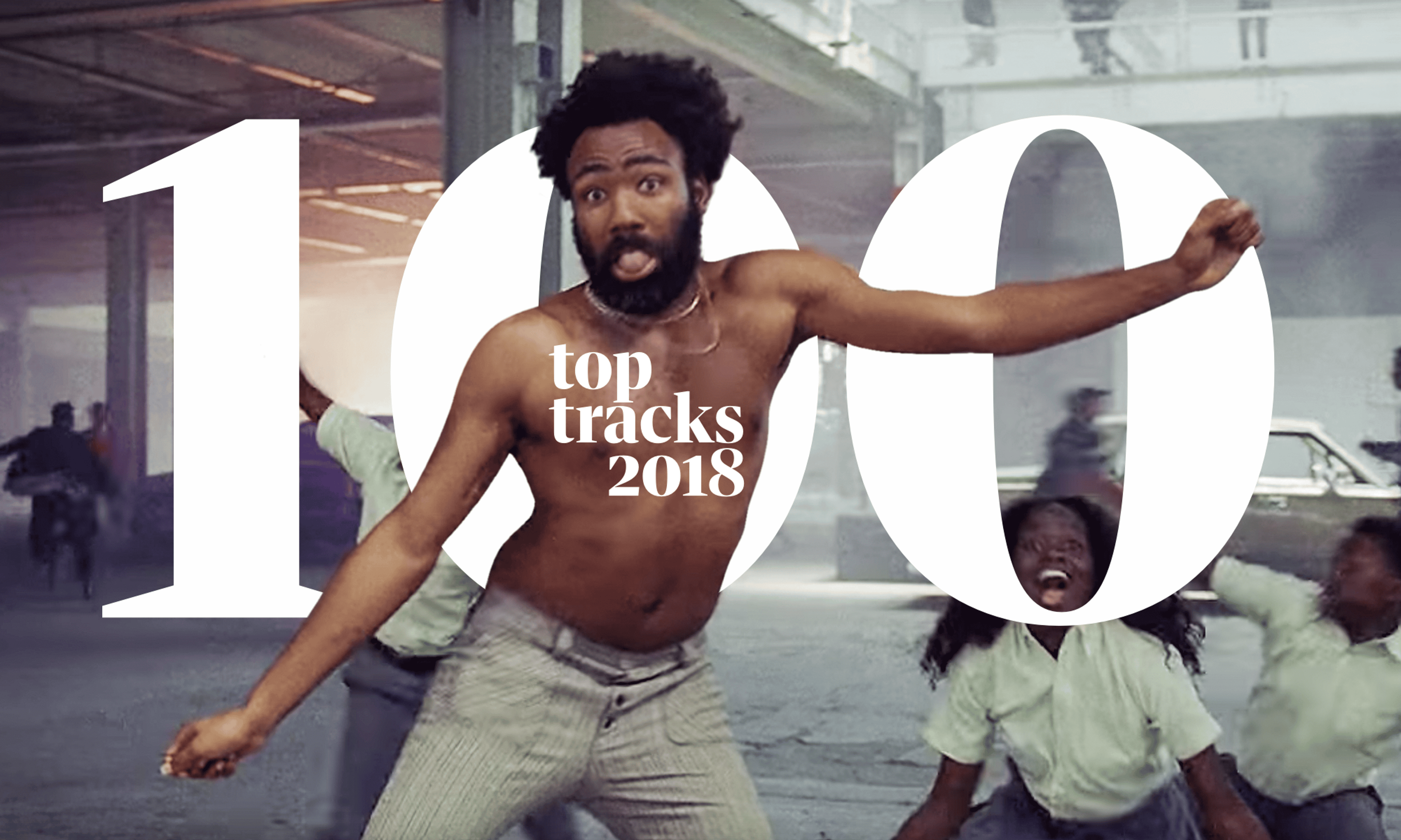 Titelbild von «Guardian: The Top 100 Songs of 2018 (50 von 100)»