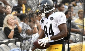 Antonio Brown's Steelers are the team to beat in the AFC North