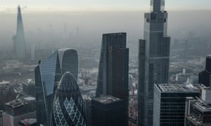 The City of London last month set out new climate targets to become carbon neutral by 2040.