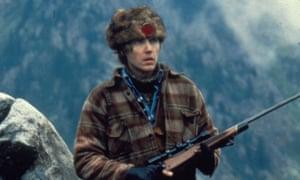 Christopher Walken in The Deer Hunter.