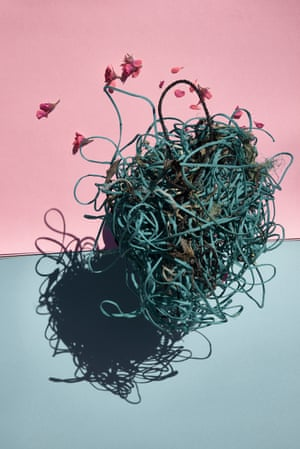 """Thirza Schaa,: beehive, 2017, Plastic OceanThe purpose of Plastic Ocean is to raise awareness of pollution and to try to reduce the use of plastic. """"Our beaches are covered in plastic confetti,"""" she says, """"and there really is nothing to celebrate."""""""