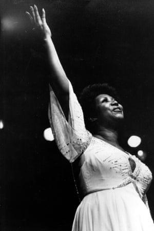 In performance in November 1980