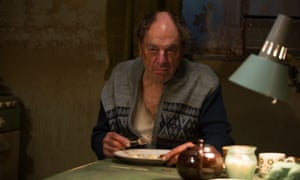 Ghastly … Alun Armstrong as Maurice