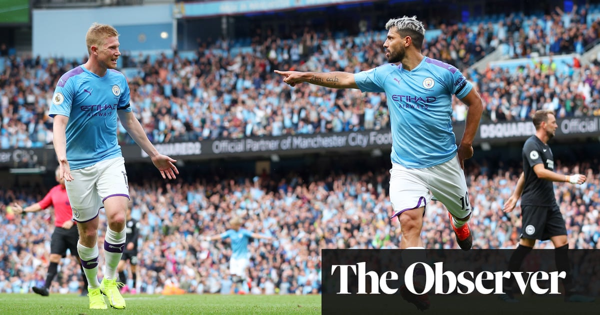 Kevin De Bruyne And Sergio Aguero Lead Manchester City S Rout Of