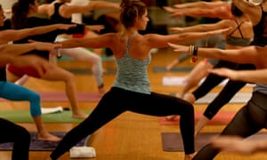 How Workout Leggings Set The Pace In Fashion Fashion The Guardian