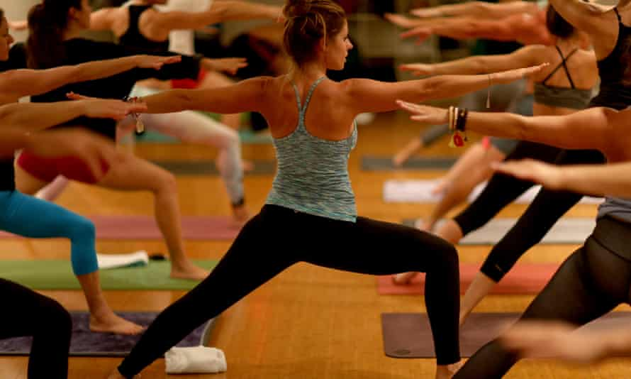 Yoga apparel retailer Lululemon saw shares rise 20% in the last three months.