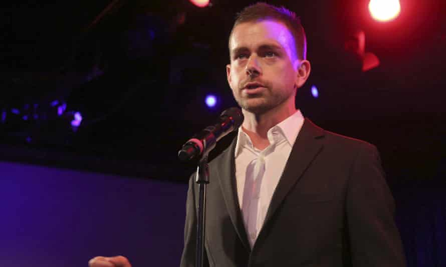 Jack Dorsey. Twitter's chief executive, may follow the Facebook template.
