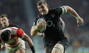Mark Wilson is probably the leading contender to play at No 6 for England in the Six Nations