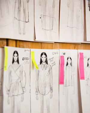Talent Show The London Fashion Week Designers To Know This Season Fashion The Guardian
