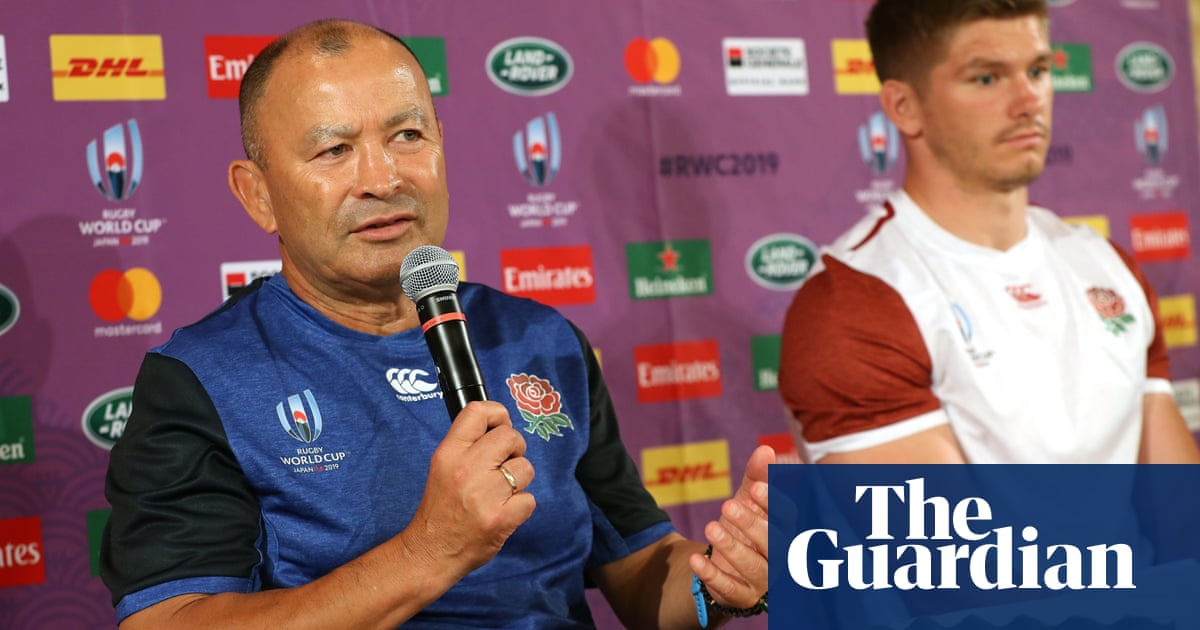 Eddie Jones keen to capitalise on local knowledge at Rugby World Cup