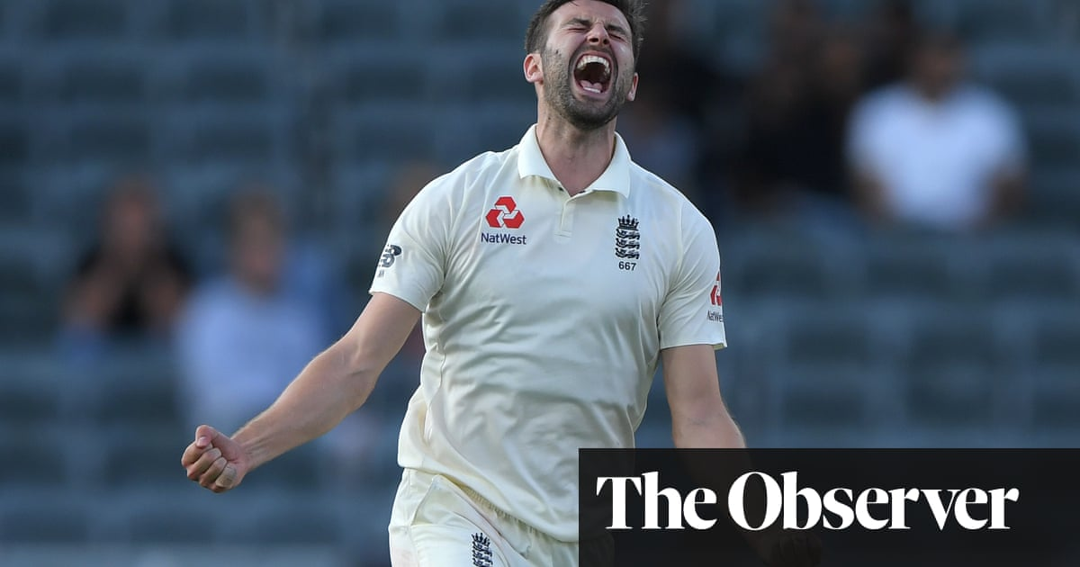 Helping England win series would make up for injury woes, says Mark Wood