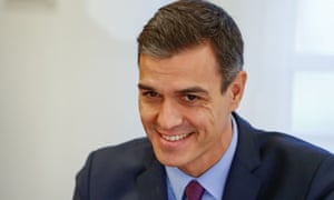 Pedro Sánchez faces first electoral test with regional election.