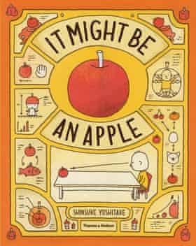 Cover image for It Might Be an Apple by Shinsuke Yoshitake