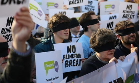 Remainers could win a second vote – but they have to learn one big lesson