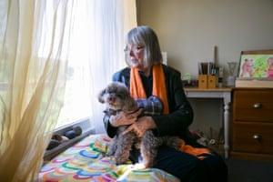 Catherine Skipper, resident at Waterloo public housing estate