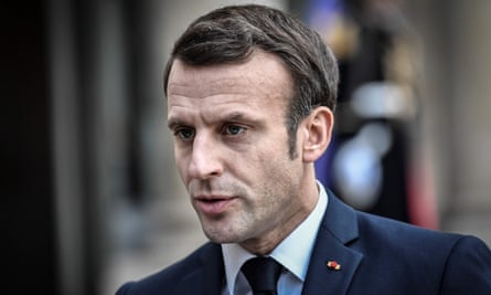 Emmanuel Macron has embarked on a series of foreign policy initiatives.