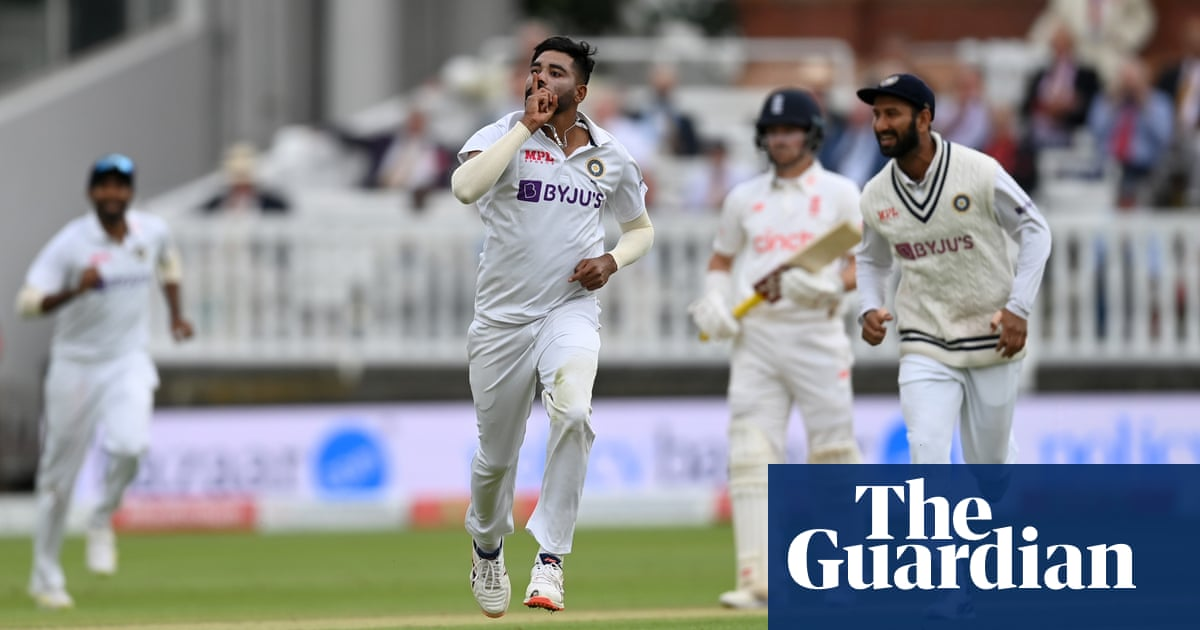The Spin | Mohammed Siraj is keeping batsmen quiet after rapid rise with India