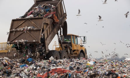 Landfill would be reduced to a maximum of 10% of overall waste disposal under the new EU laws.