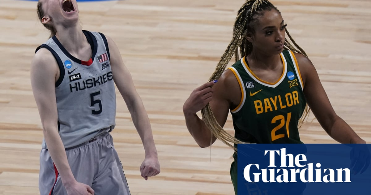 Basketball stars cry foul as no-call costs Baylor in NCAA showdown with UConn