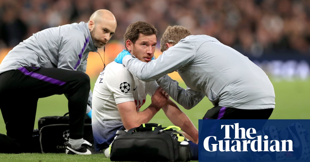 England one of only five countries to trial new football concussion protocols